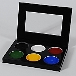 Mask Cover Palette - 6 Color Bold