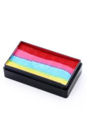 PXP Onestroke Block rood|roze|l.blauw|geel