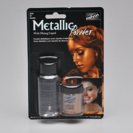 Metallic Powder met Mixing Liquid - Gold
