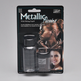 Metallic Powder met Mixing Liquid - Bronze