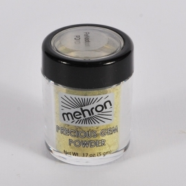 Celebré Precious Gem Powders - Peridot