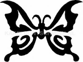 Vlinder kunst