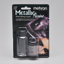 Metallic Powder met Mixing Liquid - Lavender