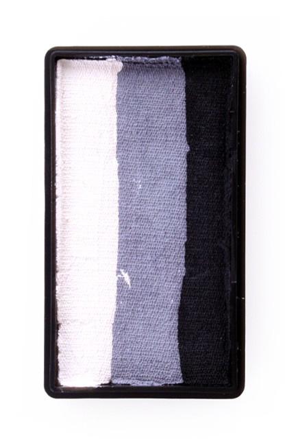 PXP Onestroke Block zwart|grijs|wit