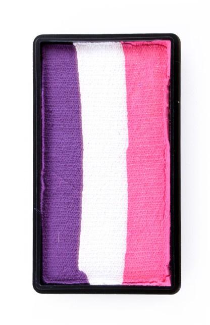 PXP One Stroke Block paars|wit|roze