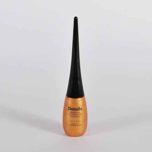 Paradise Make-up AQ Detailz - Gold