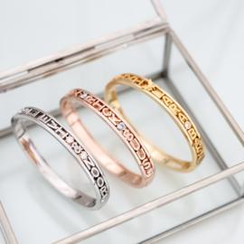 Armband + 14 charms