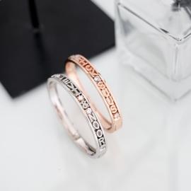 Armband + 8 charms