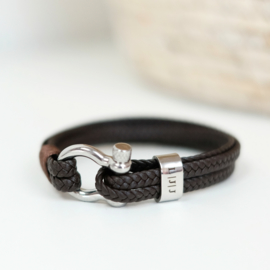 Heren sieraden | mannen armband graveren