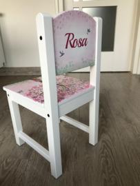 Stoeltje Rosa