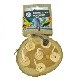 Back Zoo Nature Secure Bird Pad