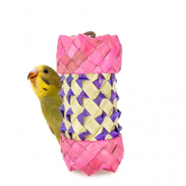 Woven Foraging Cylinder