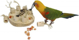Back zoo Nature Bird pad puzzle