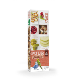 "WM PUUR Pauze ""Juicy"" - Snack sticks parkiet"