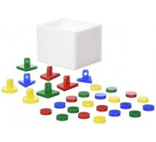 Zoo max teach box / spaarpot