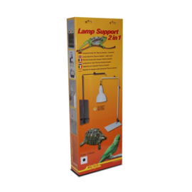 """Lucky Reptile Lamp Support """"2 in 1"""" - black"""