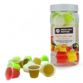 Fruit kuipjes in een pot - 24st