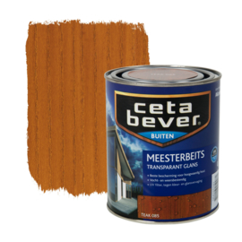 Cetabever TRSP Meesterbeits UV 750ML glans 085 Teak