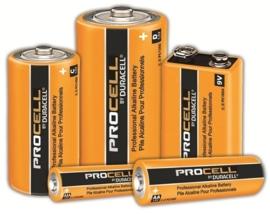 Duracell Procell doosje 10 st industrial AAA