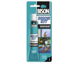 Bison-kit Transparant 50 ML