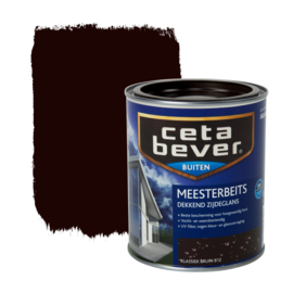 CETABEVER MEESTERBEITS UV DK 1000 ML KLASSIEK BRUIN 812