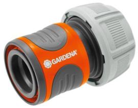 Gardena slangstuk 19 mm 3/4 zonder stop