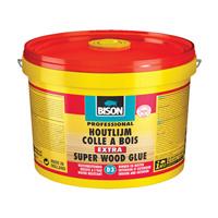Bison houtlijm waterbestendig 5,00 kilo D3