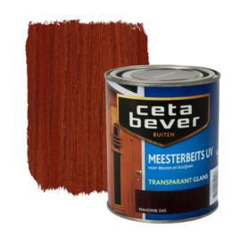 Cetabever TRSP Meesterbeits UV 750ML zijdeglans 045