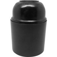 lamphouder zwart fitting e27 met m10 draad