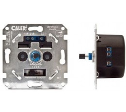 Calex universele led dimmer 3-150w fase afsnijd dimmer