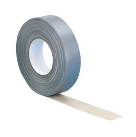 Universele Duct-tape premium 50 mtr zilver