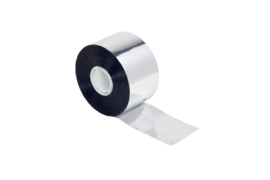 aluminium tape 75 mm x 100 mtr