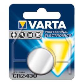 Varta 3v knoopcel cr2430 lithium