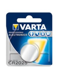 Varta 3v knoopcel CR2025 lithium