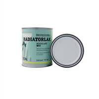 Mondial professionele radiatorlak wit 750 ml