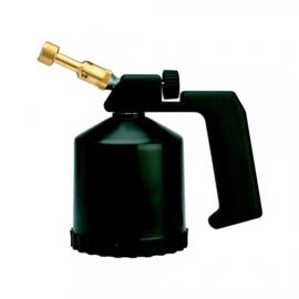 Gasbrander Skandia kuntstof zwart