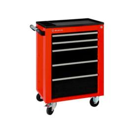 Werkplaats trolley Wurth Rood/zwart S5