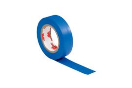 Isolatie tape VDE blauw 10 mtr 15mm - Würth