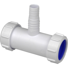 McAlpine inbouw T-stuk 40 x 40 voor vaatwasser