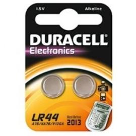 Duracell 1,5v 2st. knoopcel lr44
