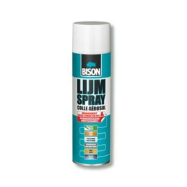 Bison lijmspray 200 ML