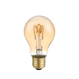 Retro led filament e27 a60 3w 100 lm 2200k