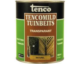 Tencomild tuinbeits transparant 1 liter