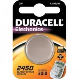 Duracell 3v knoopcel  dl2450