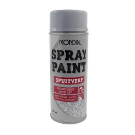 Spuitbus spray paint ral 7001 zilvergrijs hoogglans 400 ml