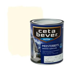 CETABEVER MEESTERBEITS UV DK 750 ML IVOORWIT 743 Zijdeglans