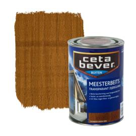 Cetabever TRSP Meesterbeits UV 750ML zijdeglans 009  Donker Eiken