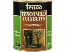 Tencomild tuinbeits transparant groen 1 liter