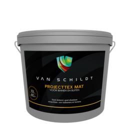 Van Schildt projecttex wit 10 liter