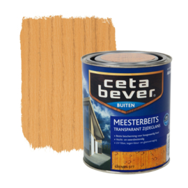 Cetabever TRSP Meesterbeits UV 750ML glans 077 Grenen